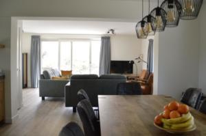 Wijde Blick kitchen living