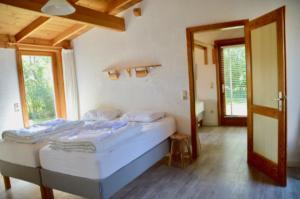 Saskia op Ameland, slaapkamer 1